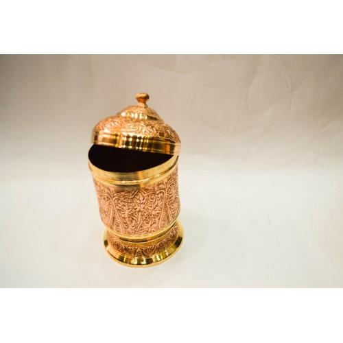 Copper Spice box (Set of 3)