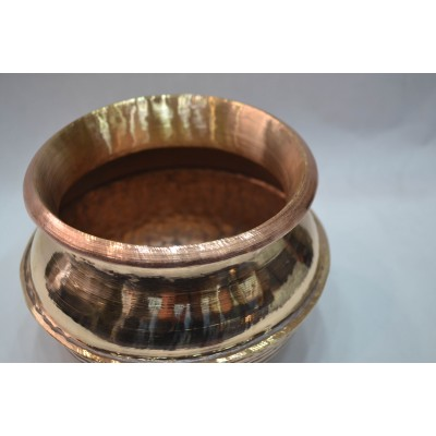 Copper Handi (Deekcha)