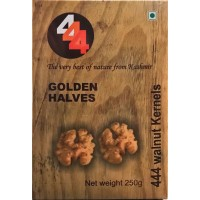 444 Walnut Kernels Golden Halves