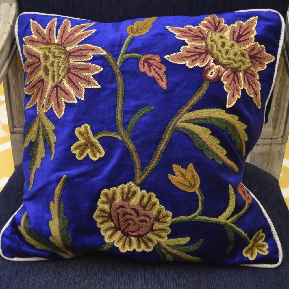 Best Velvet Handmade Cushion